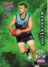 Select Footy Champions 2010 Robbie Grey Port Adelaide Revelation Gem