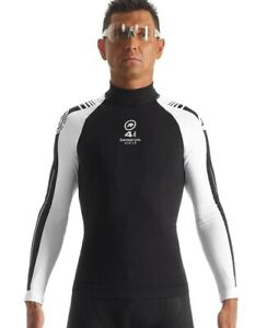 Size 0 (XS/S) Assos WINTER Skinfoil 4/4 LS Base Layer //Habu Cento Mille Bonka