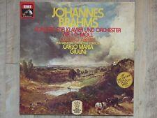 Johannes Brahms-Claudio Arrau,Philharmonia Orchester London, Carlo Maria G...