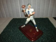 Danbury Mint Troy Aikman Dallas Cowboys Figurine (Rare Piece)