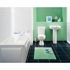 BARGAIN BATHROOM INSTALLATION 3-PIECE WHITE BATHROOM SUITE
