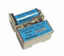 New Tohtsu CX-120P SPDT Coaxial Antenna Relay