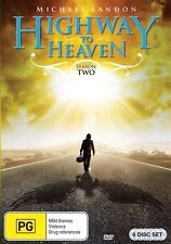 Highway to Heaven: Season 2 - Jonathan Smith NEW R4 DVD