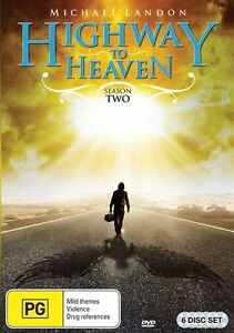 Highway To Heaven : Season 2 DVD BRAND NEW SEALED 💥💥