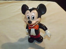 VINTAGE 1980S WALT DISNEY PRODUCTIONS MICKEY MOUSE BANK