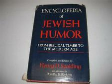 Encyclopedia of Jewish Humor: From Biblical Times to the Modern Age JOKES ++