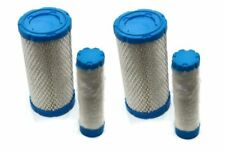(2) AIR / PRE FILTERS CLEANERS SET for Exmark / Walker Zero Turn ZTR Lawn Mower