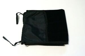 Shakespeare Lexicon 3 section rod bag for 13' float match rod
