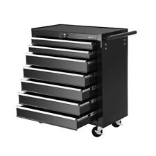 Giantz Tool Box Trolley Chest Cabinet 7 Drawers Storage Garage Toolbox Boxes Set