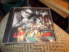 O.V. WRIGHT CD LIVE IN JAPAN