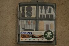 Dremel 708-01 All-Purpose Accessory Kit (108-Piece)