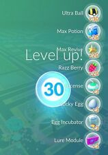 Pokemon GO-account - level 30 | High CP & IV | GEN 2