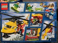 LEGO City Ambulance Helicopter 190 pcs/pzs Building Toy 60179