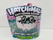 Hatchimals Glittering Gardens with Crystal Nest