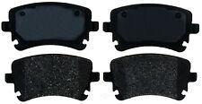 Disc Brake Pad Set-Semi Metallic Disc Brake Pad Rear ACDelco Pro Brakes 17D1018M