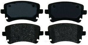Disc Brake Pad Set fits 2004-2006 Volkswagen Phaeton  ACDELCO PROFESSIONAL BRAKE