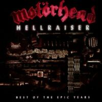 Motorhead - Hellraiser - Best Of The Epic (NEW CD)