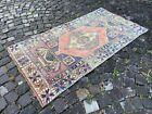 Handmade rug, Wool Turkish rug, Vintage wool rug, Area rug   3,0 x 5,5 ft