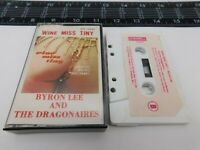 Byron Lee and the Dragonaires Cassette Wine Miss Tiny Audio Tape C16-2 DY-3449