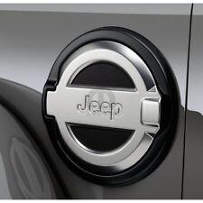 2018 Jeep Wrangler JL Mopar Chrome Fuel Door 82215122
