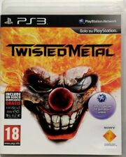 Gioco PS3 Twisted Metal - Sony Playstation 3 ed. Ita Usato