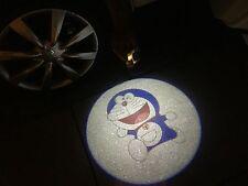 2 X New wireless car door LED logo shadow light projector Cartoon 321