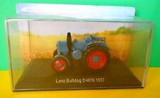 TRATTORE Lanz Bulldog D4016 1957Tractor SCALA 143 0013