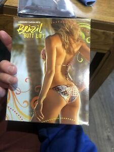Leandro Carvalho's Brazil Butt Lift 3 DVD Set Brazilian Workout by Beachbody