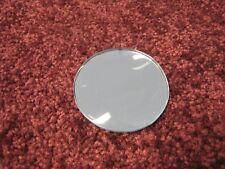Spiegel mit Facette 10 mm rund Spiegelfliesen Spiegelplatte Kreis 5 cm poliert