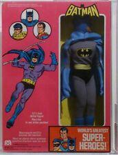 Mego Canada WGSH 1976 Boxed 12 Inch Series Batman AFA 85 NM+ (B85 W85 F85)