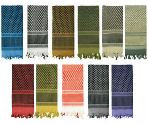 Rothco 4537 Shemagh Keffiyeh Military Lightweight Tactical Scarf Head Wrap