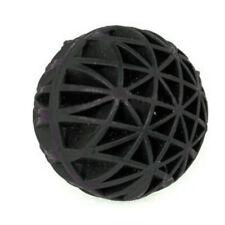 100X bola de BIO ESPONJA medios para Acuario Peces Filtro Estanque Peces Pon Lya Mojado/seco