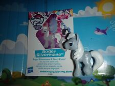 My Little Pony Friendship is Magic wave 19 Roger Silvermane mini blind bag Loose
