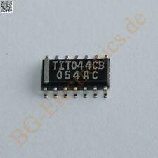 1 x tl054acd Amplificatore operazione Operational Amplifier OPV Nonno ti so-14 1pcs