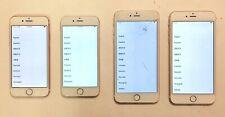 LOT 4 IPHONE - 6, 6 PLUS, 6S PLUS, 7 A1549, A1522, A1687, A1778 *FOR PARTS READ*