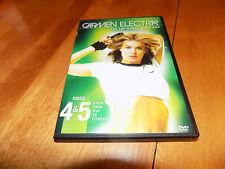 CARMEN ELECTRA LAP DANCE & HIP HOP Fitness Train 2 DVD Discs Set Series #4 & 5