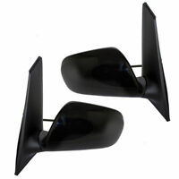 New Driver & Passenger Side Heated Power Mirror Set For 2004-2009 Toyota Prius
