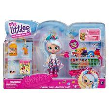 Shopkins Real Littles SHOPP'N CART PACK Mini Packs Trolley & Shoppie