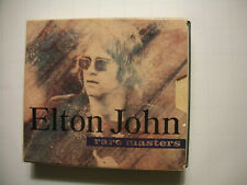 Elton John (2 CDs) Rare Masters (Polydor Chronicles, 1992) Friends soundtrack