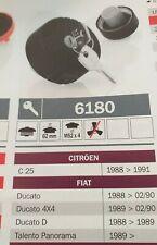 Peugeot j5 dal 1988>1989 Tappo Serbatoio Carburante con Due Chiavi a Vite