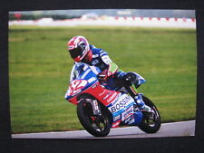 Photo Bossini Sterilgarda Racing Aprilia 125 2002 #32 G. Scalvini (JAP) TT Assen