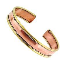 Handmade Adjustable Pain Relief Copper Southwest Arthritis Jewelry Bracelet