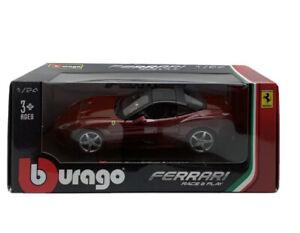 Bburago Ferrari Race & Play 1:24 Scale Ferrari F50 In Red
