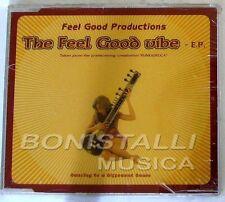 FEEL GOOD PRODUCTIONS - THE FEEL GOOD WIBE - E.P. - CD Single Sigillato