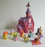 My Little Pony Mini Figures Miniature Ponies MLP Barn Lot