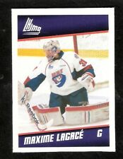 MAXIME LAGACE 2012-13 Post Cereal ROOKIE #31 Hockey LHJMQ PEI Chicago Wolves