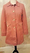 Nine West ladies coat - size M - pink