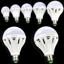 Casa Ahorro De Energía LED Lámparas Lámpara Blanco AC 110/220V DC 12V E27 1pc