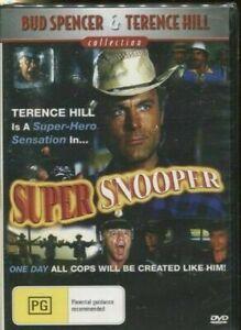 Super Snooper  - Spencer & Hill - Brand New - dvd