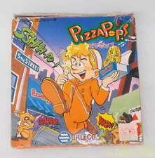 NES jareco Pizza Pop Manual Caja Incluida Video Juego